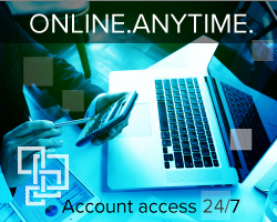 Online. Anytime.